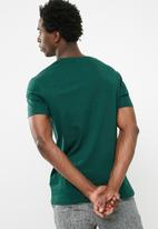 Superbalist - Crew neck tee - green