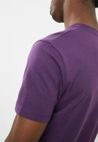 Superbalist - Crew neck tee - purple