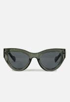 Cotton On - Jade full frame sunglasses - black