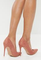 Superbalist - Gina pointed stiletto heel - rust