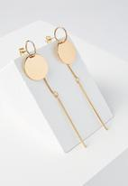Cotton On - Brianna earring - gold