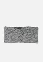 Cotton On - Alaska knit headband - grey
