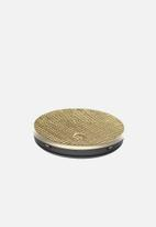 Popsockets - Saffiano popsocket - gold