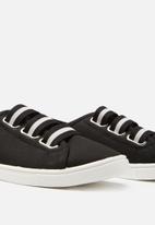 Cotton On - Olsen elastic slip on - black