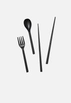 Typo - Lunch cutlery sets - carb victim