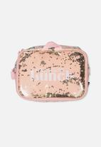 Typo - Premium cooler - glitter my heart leads to my lunch