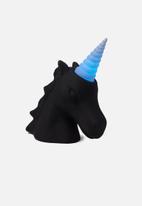 Typo - Unicorn light - matte black