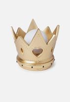 Typo - Novelty light - crown