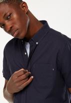 Cotton On - Vintage prep shirt - navy