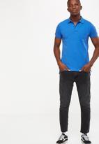 Cotton On - Icon polo - blue
