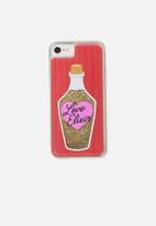 Typo - Shake it phone case universal 6,7,8 - love elixir