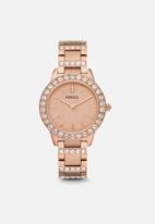 Fossil - Jessie - rose gold