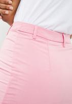 Superbalist - Mini skirt - pink
