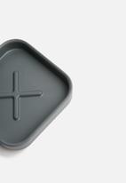 Umbra - Scillae soap dish - charcoal