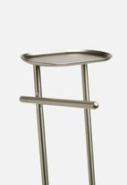 Umbra - Valetto toilet paper stand - silver