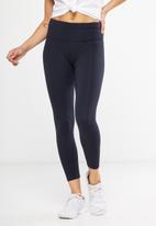 Cotton On - Active core 7/8 tight - navy