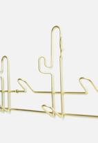 Umbra - Desert wall hook - gold