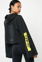 PUMA - Xtreme tape hoodie - black
