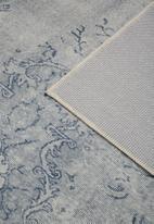Hertex Fabrics - Genoa rug - blue