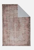 Hertex Fabrics - Genoa port rug - multi