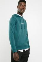 Cotton On - Fleece pullover untitled no.7 - green