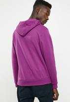 Cotton On - Fleece pullover untitled no.7 - purple