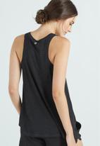 Cotton On - Sleep recovery tank top - black