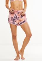 Cotton On - Love short - pink