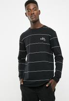 Cotton On - Tbar long sleeve - black