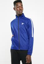 Nike - Nsw tribute jacket - blue