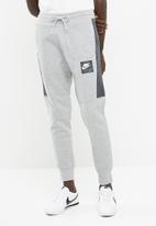 Nike - Nsw jogger air fleece - grey