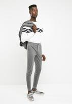 Only & Sons - Stripe casual pants - grey