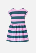 Cotton On - Nicola short sleeve dress - multi