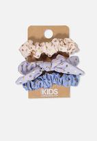 Cotton On - Mini scrunchie - Multi