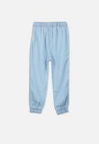 Cotton On - Alexa jogger pants - blue