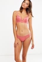 Cotton On - Jojo push up bra - pink