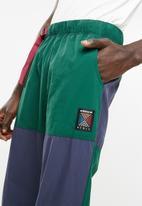 adidas Originals - Atric track pant - green & navy