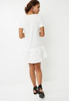 Noisy May - Anna dress - white