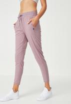 Cotton On - Studio pant - purple