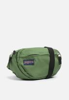 JanSport - Fifth avenue waist bag - green