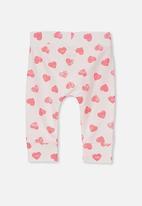 Cotton On - Mini legging - pink