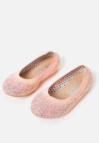 Cotton On - Kids girls primo shoes - pink