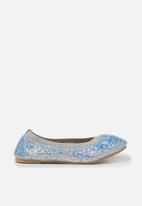 Cotton On - Kids girls primo shoes - blue