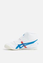 Onitsuka Tiger - Kids mexico mid-runner ps - white/directoire blue