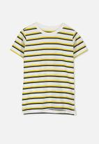 Cotton On - Max short sleeve tee - yellow