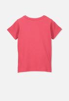 Cotton On - Max short sleeve tee - red