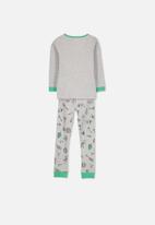Cotton On - Kids Harry pj set - green