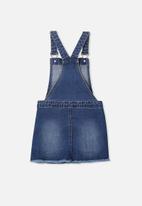 Cotton On - Sunny skirtall - blue