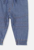 Cotton On - Nathan jogger pants - blue