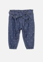 Cotton On - Jenna jogger pants - blue